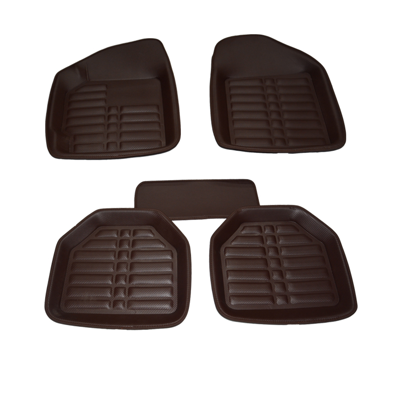 Universal Car Mats With Burr base  Made In China