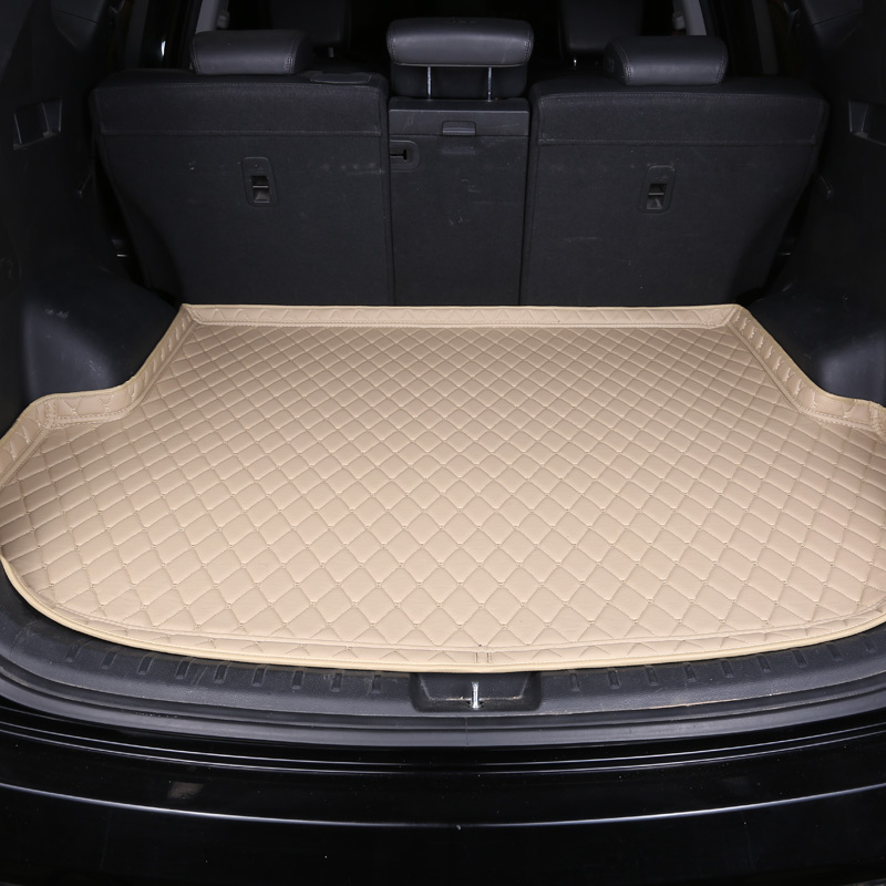Car trunk mat PVC hight quality trunk mat factory wholesale price made in China